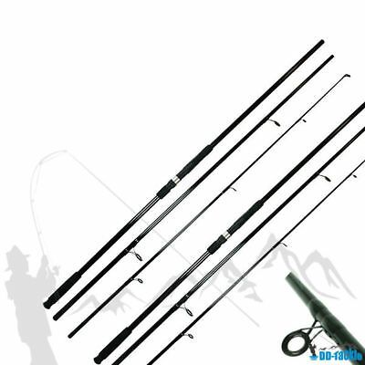Ad Ebay 2 X Carp Rod 11 10 12ft 12 Ft 3 Pieces 3lbs 80 4 2oz Wg Carp Angel Rod Pike In 2020 Carp Rods Carp Ebay