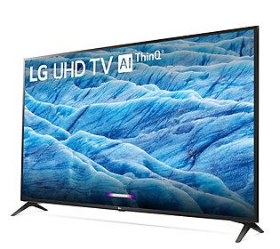 Lg 70 Class 4k Hdr Smart Led Tv With Aithinq In 2019 Products Smart Tv Led Power Cable