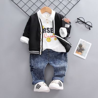 Wholesale Children S Clothing Sets 1 2 3 4 Year Old Boys And Girls Autumn Children S Suit Boy S Long Sleeve Childrens Suits Outfit Sets Baby Boy Clothing Sets