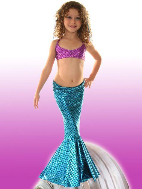 Mermaid Skirt!! Add Top!! by TAILZmermaidGear on Etsy