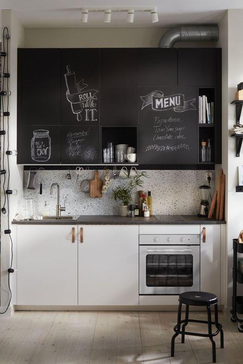10 Idées Déco à Piquer Aux Cuisines Ikea Cuisine Ikea