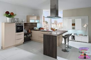 احدث موديلات مطابخ صغيرة مودرن 2020 Beautiful And Modern Kitchens Kitchen Interactive Kitchen Design Kitchen Furniture Storage