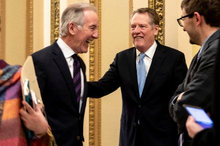 Revised North American Trade Pact Passes House