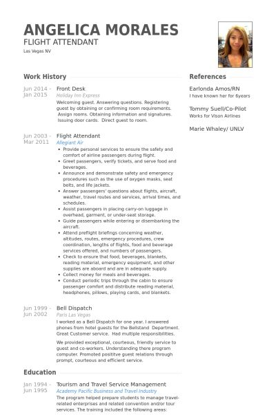 72 Best Of Photos Of Resume Samples For Hospitality And Tourism Check More At Http Resume Objective Examples Professional Resume Examples Free Printable Resume
