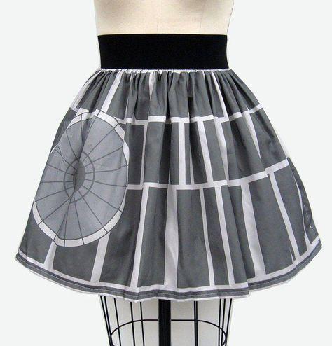 Death Star Skirt