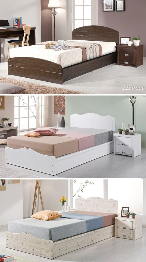 Bed Series Ks Certified Mattress Super Single Queen Bed