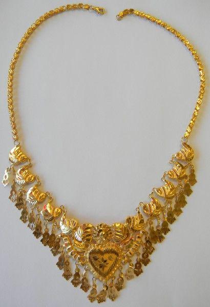 21K Arabic Jewelry 21k Gold Jewelry 24K Gold