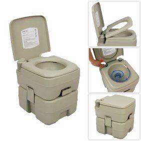 Sports Outdoors Portable Toilet Camping Toilet Toilet