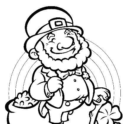 Lucky Charms Coloring Pages Coloring Pages Colouring Pages Online Coloring Pages