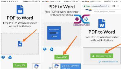 Aplikasi Android Untuk Edit File Pdf