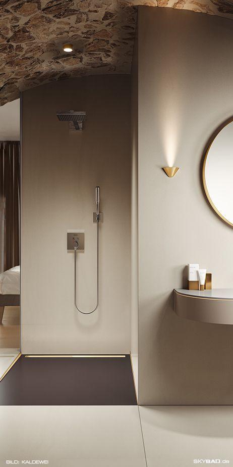 Bauen Sie Sich Ihr Traumbadezimmer Mit Einer Ebenerdigen Begehbaren Und Barrierefreien Dusche Mit Oder Ohne Glas