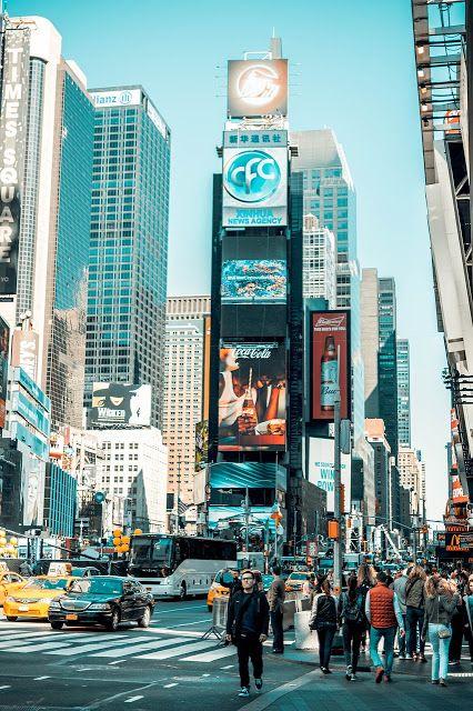 خلفيات وصور مميزة من داخل نيويورك Landmarks Times Square New York