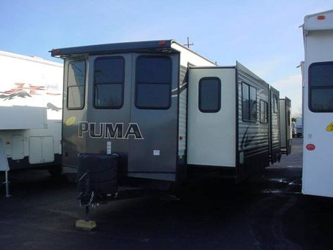 2016 Palomino Puma Destination 39 Bht For Sale Ionia Mi Rvt
