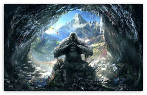 The New Far Cry 4 Dlc Coming Out March 10 In America And March 11 In Europe Will Incorporate Giant Yeti Battles Far Cry 4