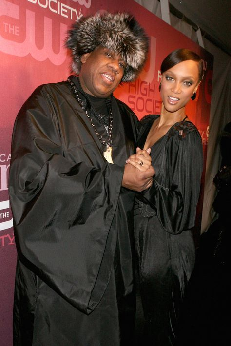 All About André Leon Talley& Capes and Caftans - theFashionSpot