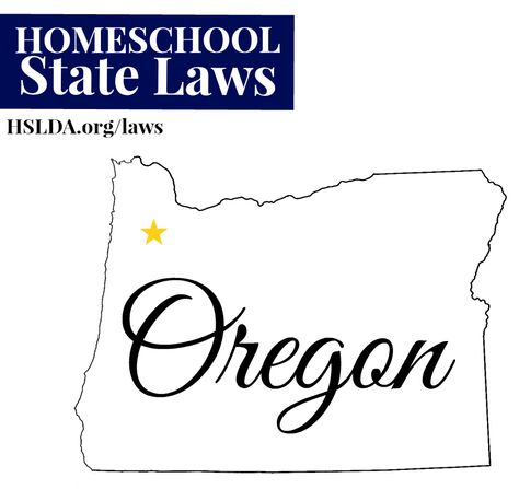OREGON Homeschool State Laws | HSLDA