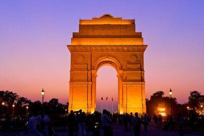 بوابة الهند في نيودلهي الهند India Gate Tourist Places Cool Places To Visit