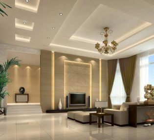 Decorative Gypsum Board House Ceiling Design Ceiling Design
