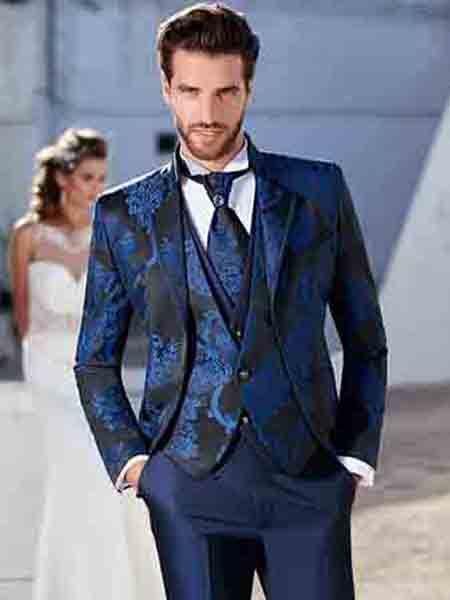 Abiti Da Cerimonia Per Uomo.Abito Da Cerimonia Uomo Collezione Pat Maseda Guys Prom Outfit