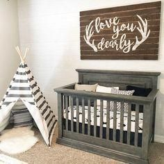 Get your own signature look and style for your space with Tracey's Fancy unique, custom, hand-painted Art, Signs & Furniture #babyfurniture