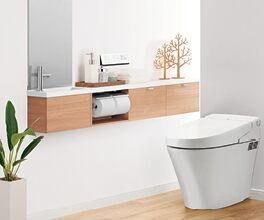 Lixil トイレ 手洗キャビネット 手洗カウンター 手洗器 洗面台用 等 キャビネット Lixil トイレ