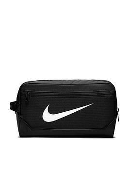 Brasilia Training Shoe Bag Black
