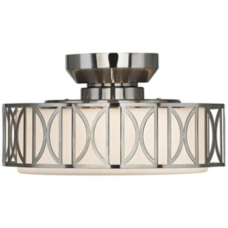 deco brushed nickel finish pull chain ceiling fan light kit u0503 lamps plus kits with how should rotate in summer