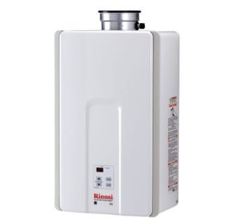 View The Rinnai V94in 15 Inch Wide 9 8 Gallon Per Minute Indoor Tankless Water Heater At Build Com 937 53 Tankless Water Heater Water Heater Heater