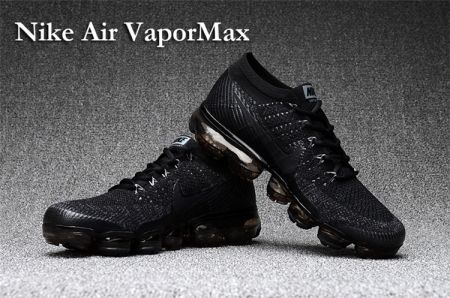 1c76447e7ea Nike Air Vapormax Flyknit Women Air Max 2018 Shoes Black Coffee ...