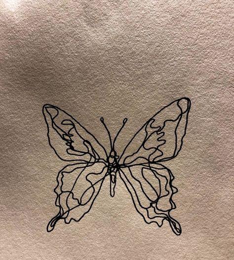 butterfly tattoo meaning . butterfly tattoo behind ear . butterfly tattoo on shoulder Kunst Tattoos, Irezumi Tattoos, Marquesan Tattoos, Abstract Tattoos, Dainty Tattoos, Mini Tattoos, Small Tattoos, Pretty Tattoos, Delicate Feminine Tattoos