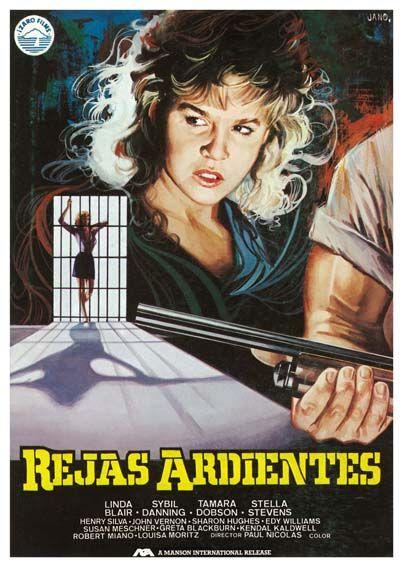 Rejas Ardientes 1983 Tt0085318