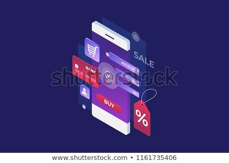 Concept Of Internet Payment Mobile Purchase Online Shopping