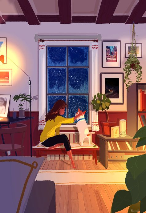 When it s cold outside by PascalCampion on DeviantArt