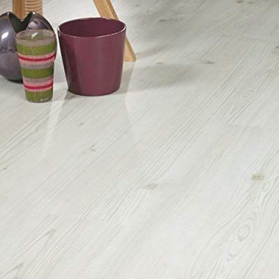 Vinyl Flooring White Wood Effect Lvt