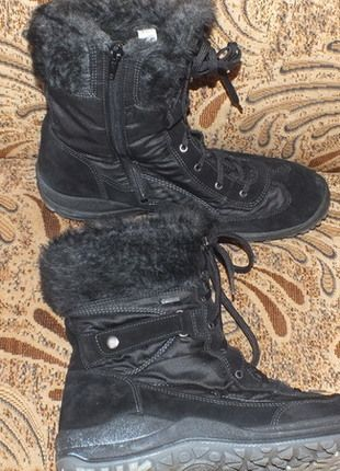 Czarne Zimowe Sniegowce Legero Gore Tex 41 41 5 Combat Boots Army Boot Boots
