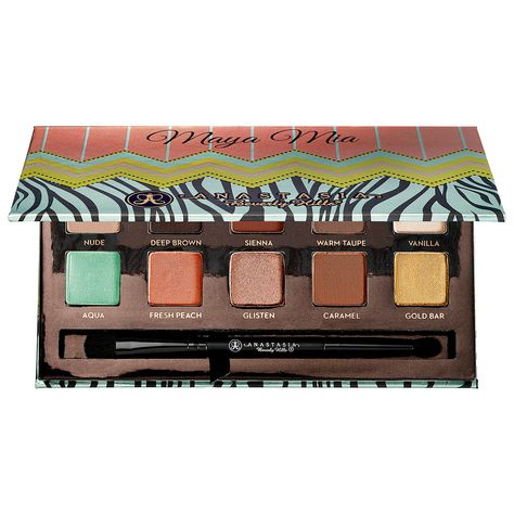 Anastasia Beverly Hills make up products are displayed At