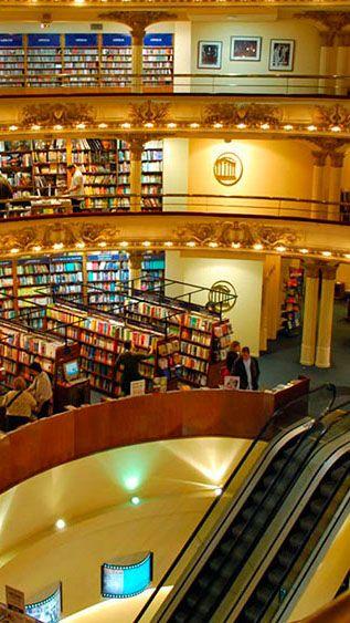 Pontos Turisticos Em Buenos Aires Para Amantes Da Literatura Ponto Turistico O Turista Buenos Aires