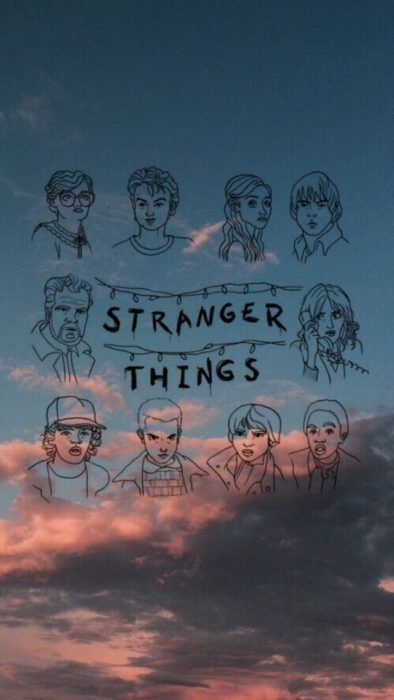 16 Fondos de pantalla de Stranger Things que te transportarán al otro lado