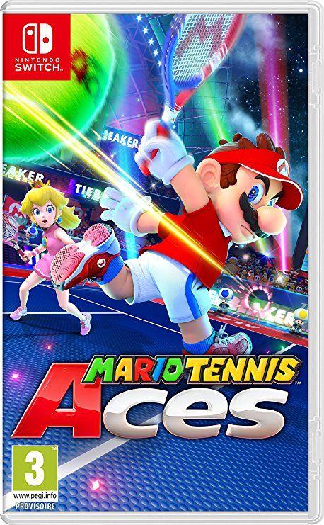 Mario Tennis Aces Mario Super Mario Party Nintendo Switch