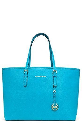 b93862614834 Pin by Lookastic on Tote Bags | Handbags michael kors, Michael kors jet set,  Bags