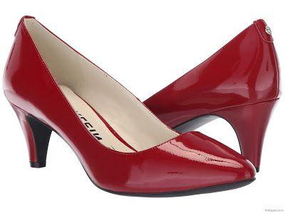 Zapatos Rojos Mujer Zapatos Rojos Zapatos Rojos De Mujer Zapatos
