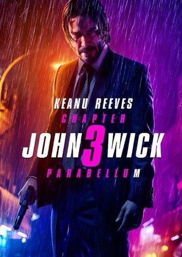 John Wick: Chapter 3--Parabellum (Blu-ray + DVD + Digital Copy)