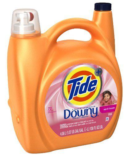 Tide Sport Sink Packets Liquid Detergent Case Pack 24