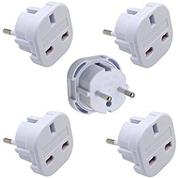 NEW 3 PIN 24 HOUR TIMER PROGRAMMABLE MAIN UK WALL HOME SOCKET PLUG IN SWITCH