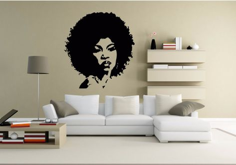 Afrocentric - Shower Curtain - Bubble gum - Home Decorations