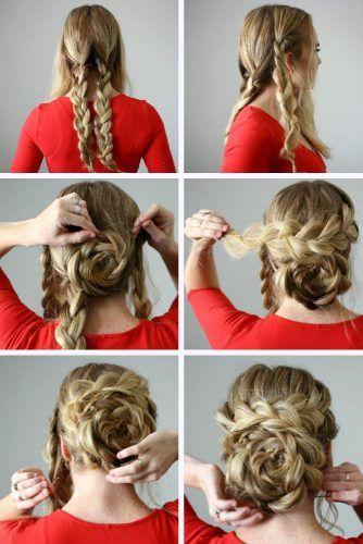 Favorite Braid Hair Tutorials ★ See more: https://glaminati.com/favorite-braid-hair-tutorials/