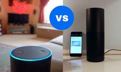 Amazon Dot Vs Echo Which Smart Speaker Is Best For You Echo Dot Setup Amazon Dot Alexa Echo