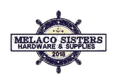 Melaco - custom logo for DT - custom embroidery design