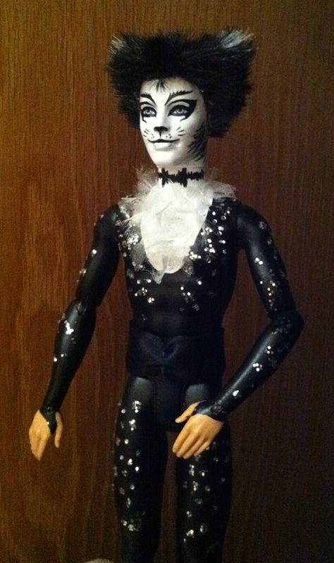 Doll design based on the musical cats used materials are acrylic doll design based on the musical cats used materials are acrylic paints kanekalon wool and organza more dolls will follow soon pinterest cat stopboris Images