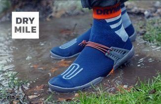DRYMILE Waterproof Sock Shoes to Keep